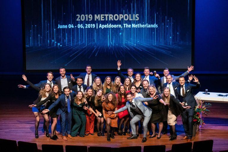 Management events Metropolis team